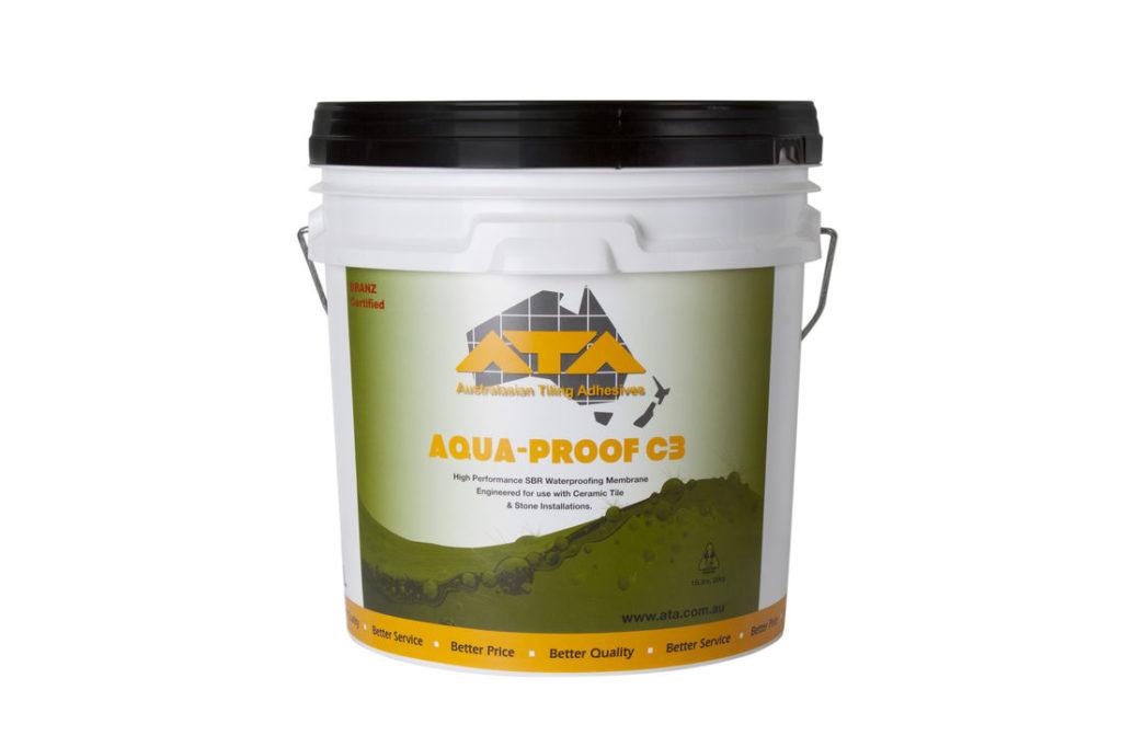 Aqua Proof C3 at Chase tiles